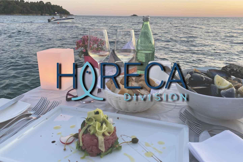 Horeca Division - Pesca Pronta